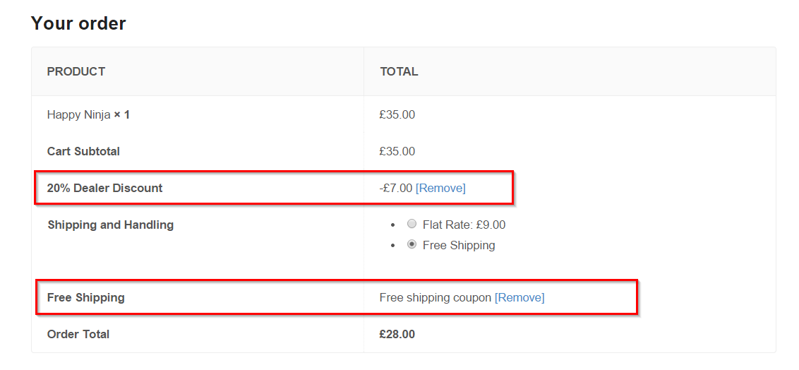 WooCommerce Apply Coupons Automatically 6